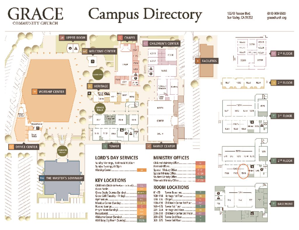 thumbnail of Campus Map (updated)